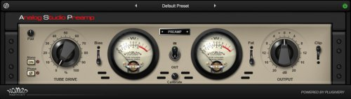 Nomad Factory AS - Preamp