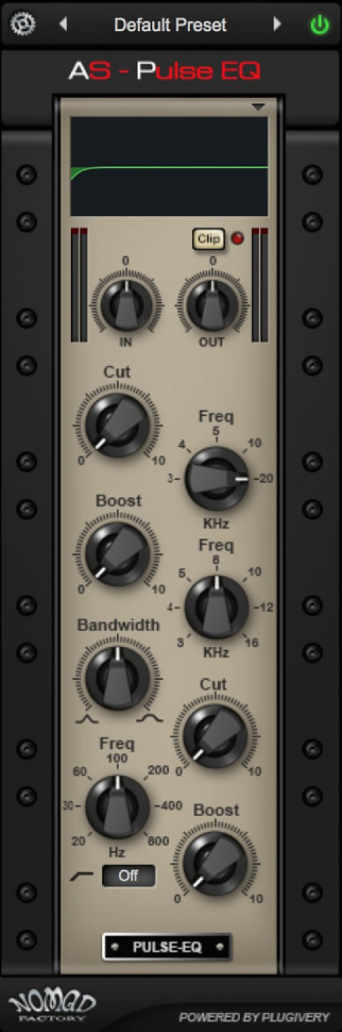 Nomad Factory AS - Pulse EQ