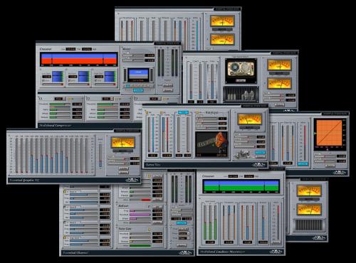 Nomad Factory Essential Studio Suite