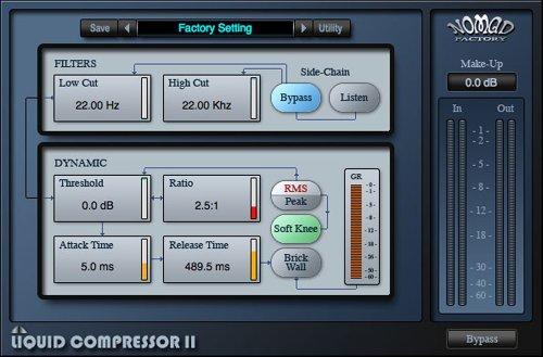 Nomad Factory Liquid Compressor II
