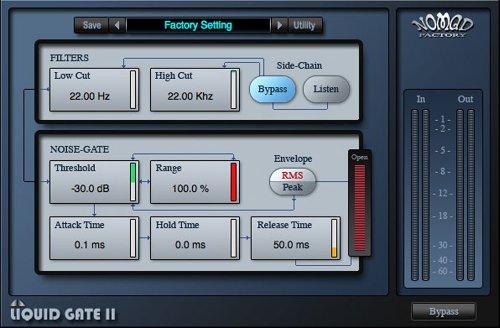 Nomad Factory Liquid Gate II
